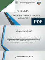 Clase 1 Electrotecnia
