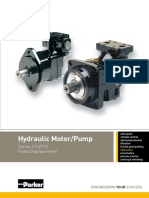 F11-F12 Pump & Motor Range