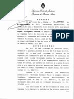 Ratificaron la condena a Alexis Zárate