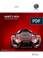 Whats New Solidworks 2020