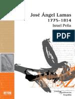 Jose Angel Lamas 1775 1814