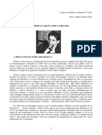 Lorca Resumen