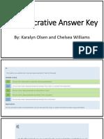socrative assessment answer key