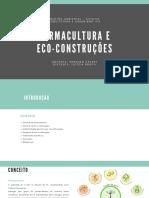 Permacultura e Ecoconstruções - Letícia Broch