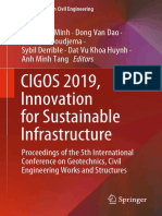 CIGOS 2019, Innovation for Sustainable Infrastructure