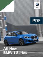 Ficha técnica All-New BMW 118i M Sport
