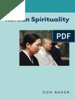 Korean spirituality.
