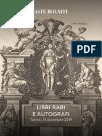 Catalogo Bolaffi 2019