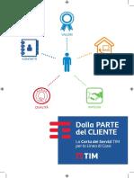 Carta Dei Servizi Telecom Italia
