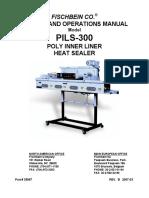 35067 Pils-300 Manual