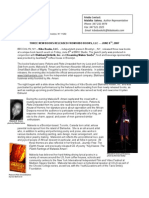 Press Release - Three All New Book Releases From Kibo Books 61307