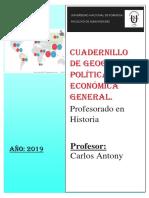 Cuadernillo de Geo.politica y Economica Gral.