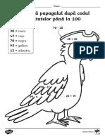 Adunari pana la 100 cu tema Pirati Coloreaza dupa codul numerelor.pdf