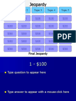 Jeopardy Template.ppt
