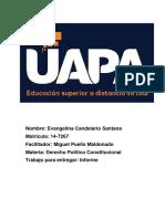 Resumen Del Libro de La Cosntitucion de Lassalle Con Su Logo de Uapa