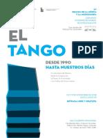 El Piazzollismo en El Tango Contemporaneo