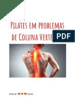Pilates Em Problemas de Coluna