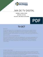 Sistema Digital de televisión SAM