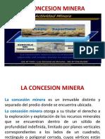 Concesión Minera T-III