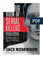 [2017] The Big Book of Serial Killers by Jack Rosewood | 150 Serial Killer Files of the World's Worst Murderers (An Encyclopedia of Serial Killers 1) |