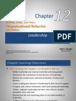 Leadership 12 OB