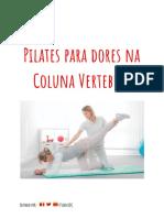 Exercícios de Pilates Em Dores Na Coluna