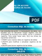 SQL en Access 2 - Consultas Accion