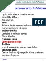 4.2.1 Estructura Del Informe INICIAL de Practicas Ver2