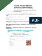 Pericarditis Fibrinosa1
