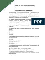 Taller Investigación de Salarios y Comportamiento Del Mercado Laboral Definitivo