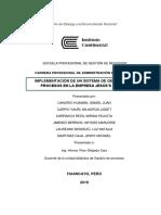 Procesos Informe Final
