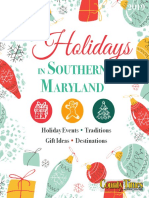 2019 So. Maryland Holiday Guide