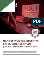 Manifestaciones violentas en el ciberespacio y cómo reaccionar frente a estas v3