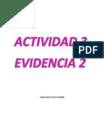 ACTIVIDAD 3 Actividad 2 de Humanizacion