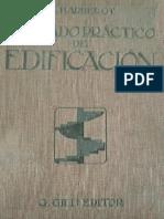 Tratado Práctico de Edificación E. Barberotf