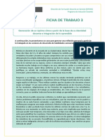 FICHA DE RUBRICAS MINEDU