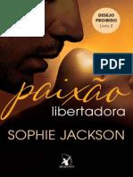 Paixao Libertadora - Sophie Jackson