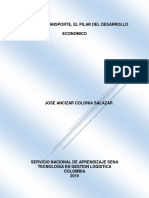 ensayo la importancia de la redes de distribucion  JColonia