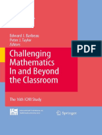 Challenging Mathematics In and Beyond the classroom-Edward J. Barbeau l Peter J. Taylor