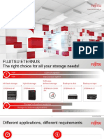 Fujitsu ETERNUS overview 2019