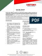 Voltek Truck 10w40 API Cj-4_v0 24.10.19