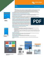 Datasheet MultiPlus Inverter Charger 800VA 5kVA ES