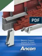 Ancon - masonry support.pdf