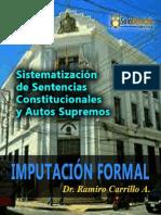 imputacion formal