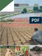 Ordinola-Riego INIA Región Lambayeque