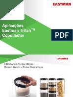 Aplicações Eastman Tritan