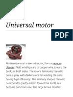 Universal Motor - Wikipedia