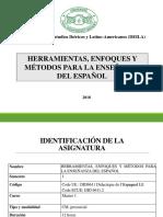 HERRAMIENTAS+ENFOQUES+Y+MTODOS+PARA+LA+ENSEANZA+DEL+ESPAOL
