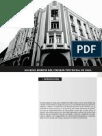 Análisis Del Edificio Del Consejo Provincial de Loja