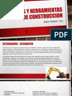 Equipos y Herramientas de Construccion